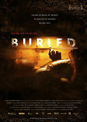Buried Poster 61x91 cm