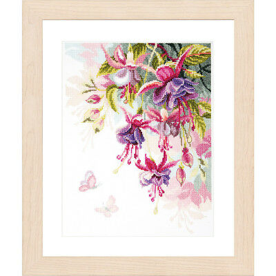 NEW Fuchsias- Needlework