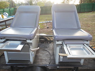 Lot Of 2 Umf Exam Tables