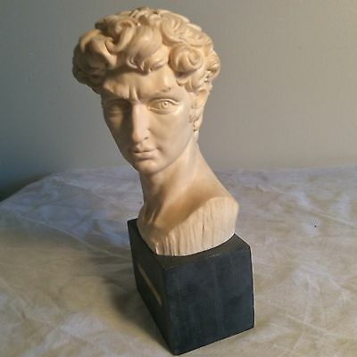 Statue of Michelangelo's David Made In Italy Numbered and Authentic By A Santini