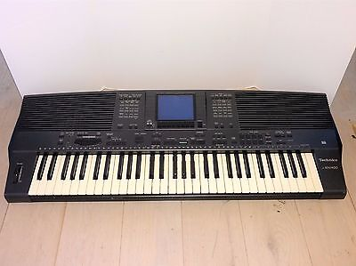Technics SX-KN1400 RARE Keyboard / Synth / Workstation with BIG sound!