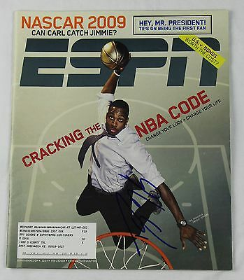 Dwight Howard NBA Player Signed Authentic Autographed ESPN Magazine COA