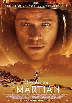 The Martian Movie Poster 61x91 cm