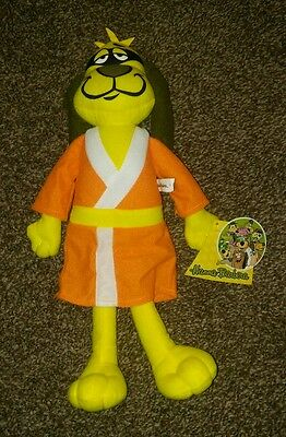 Plush Hong Kong Phooey Doll Hanna Barbera