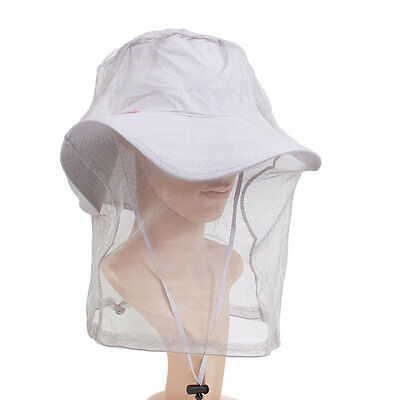 New Outdoor Anti-mosquito Mask with Head Net Mesh for Face Protection OG