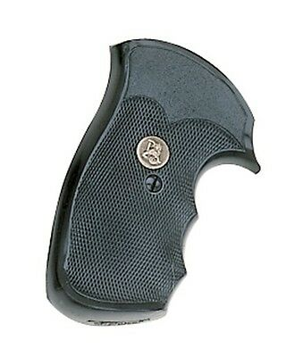 New! Pachmayr Revolver Grips with Finger Grooves for Charter Arms CHA-G 02521