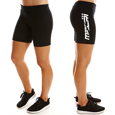 Women Active Wear Yoga Gym Pants Fitness Sport Running Shorts with Fitted Bike