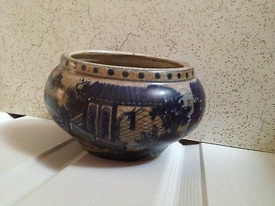 qianlong dynasty antique chinese bowl with mark