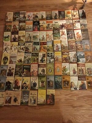 Lot Of 92 Air Mont Classic's Paperback Books 1950'S