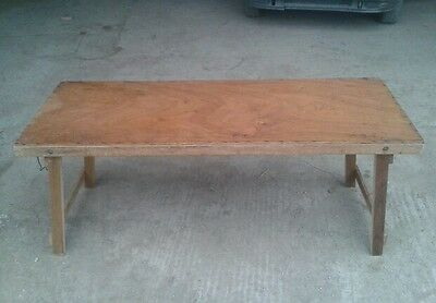 Trestle tables, FOR HIRE, Vintage robust and old, Gloucestershire based.