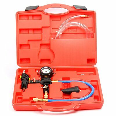 Auto Radiator Vacuum Bleed & Purge Refill Kit for Car Water Pump Cooling System