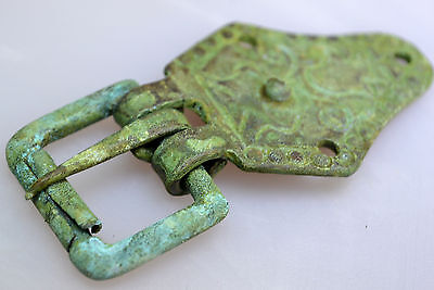 Late Byzantine Middle Ages Belt Buckle