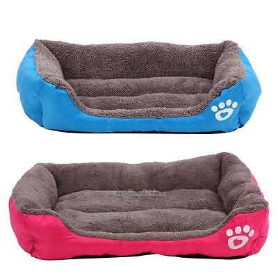 Soft Warm Pet Kennel Cushion House Mat Pad Blanket for Dog Cat Bed Puppy
