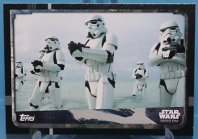 Topps Star Wars Rogue One Karte Nr.150