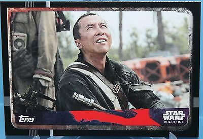 Topps Star Wars Rogue One Karte Nr.142