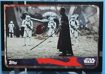Topps Star Wars Rogue One Karte Nr.133