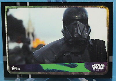 Topps Star Wars Rogue One Karte Nr.132