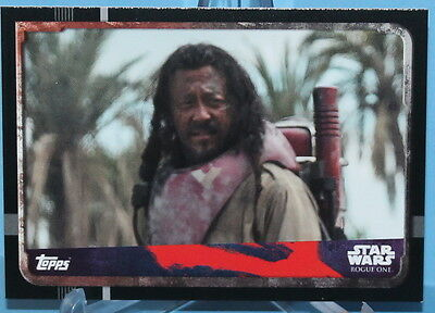 Topps Star Wars Rogue One Karte Nr.135