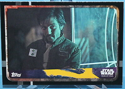 Topps Star Wars Rogue One Karte Nr.137