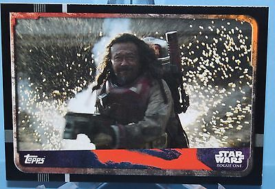 Topps Star Wars Rogue One Karte Nr.138