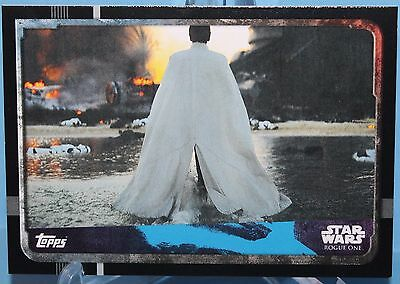 Topps Star Wars Rogue One Karte Nr.140