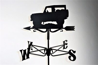 Landrover Metal Weathervane
