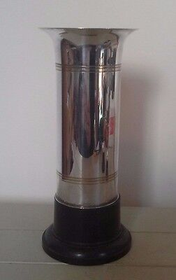 Vintage medium silver trophy, silver, trophy, NOT ENGRAVED