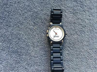 Air France Concorde Watch  Limited Edition 1980's Rare