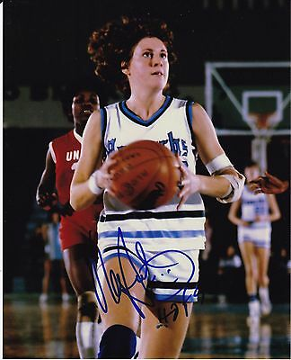 Nancy Lieberman autographed 8x10 Old Dominion Free Shipping HOF