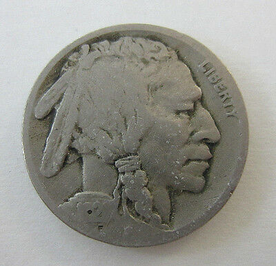 1921 -S- Indian Head Buffalo Nickel -- San Francisco mint *Key Date* Ships Free