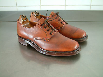 Cheaney Shoes..derby Style..nailed Heel..'tramper'..uk 7..church's..great Cond.