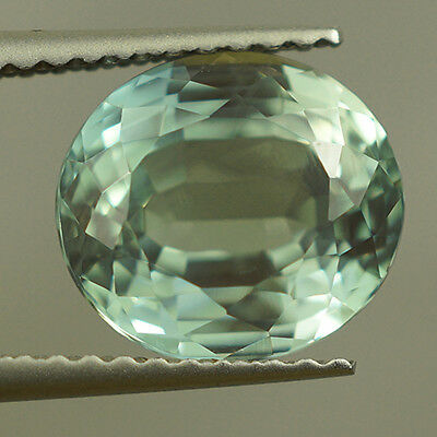 3.43  Ct Gia Certified Oval Shape Modified Brilliant Cut Natural Alexandrite