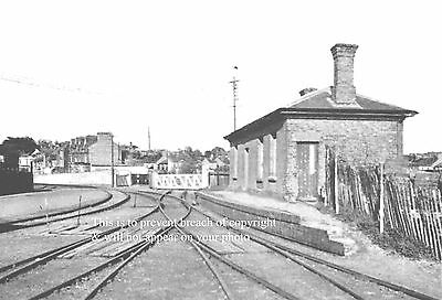 Photo Of Canterbury Whitstable Railway Harbour Station
