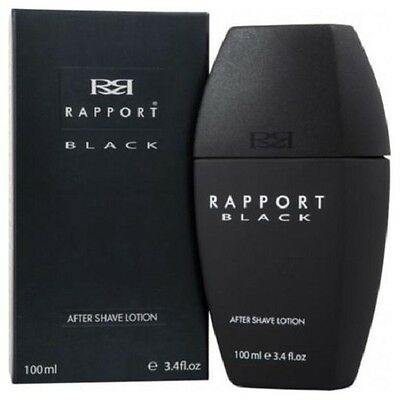 RAPPORT BLACK by DANA - After Shave Lotion 100 mL - Hombre / Men / Uomo / Homme