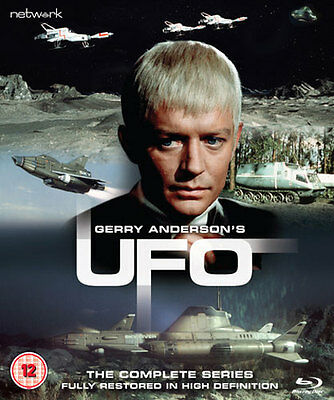 UFO: The Complete Series (Box Set) [Blu-ray]