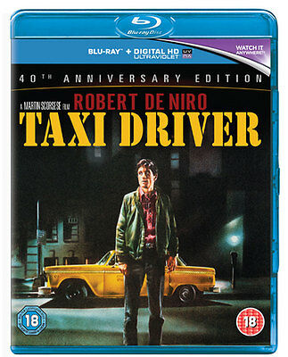 Taxi Driver (40th Anniversary Edition With UV Copy) [Blu-ray]