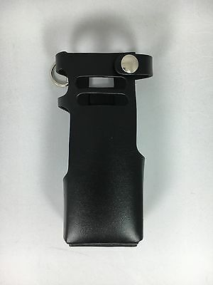 Boston Leather 5612RC-1 Radio Holder for Motorola APX 7000xe