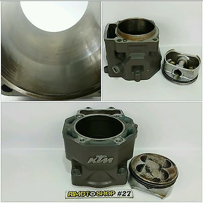 1998 2003 KTM LC4 640 cilindro & pistone piston and cylinder