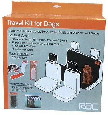 Rac Travel kit for dogs and pets complete kit