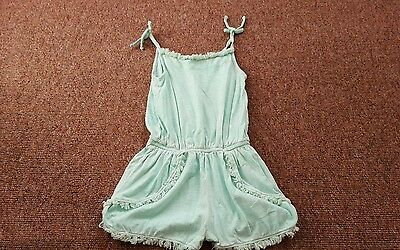 Next Mint Playsuit - (5 Years)