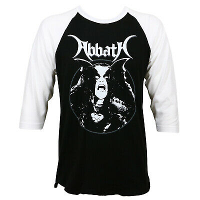 Authentic ABBATH Classic Raglan T-Shirt S M L XL 2XL NEW