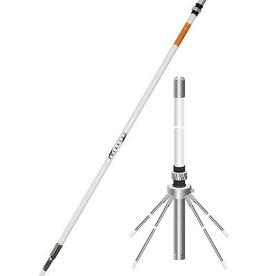 Solarcon A-99CK 17' Omni-Directional Fiberglass Base Station Antenna and