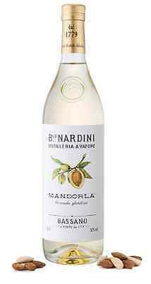 Nardini Grappa Mandorla 700 ml - 50% by vol. 700ml Almond Spirit Liqueur