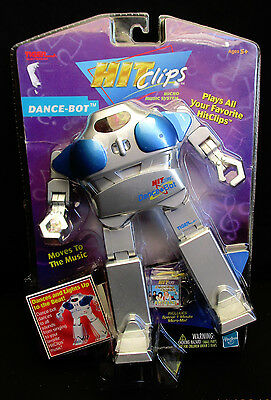 Tiger Hit Clips Dance-Bot ~ Plays All Your Favorite Hit Clips ~  NIP