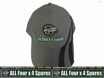 All Four x 4 Spares Embroidered Cap - Looks Great