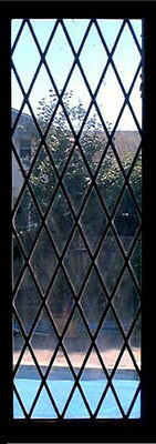 Windows diamond leaded glass all sizes  True leaded glass no lead tape or foil