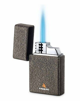Firebird by Colibri UJF667A2 Fury Single Torch Cigar Lighter Warranty Gunmetal