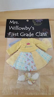 """Tonner/effanbee 12"""" Mrs Willowby's Princess Perfect Outfit Nip"""