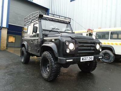 2007 (07) LAND ROVER DEFENDER 90 2.4 TDCi COUNTY PACK XS