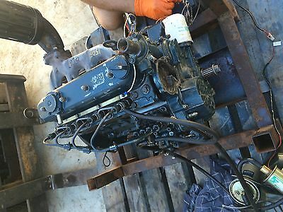 Kubota D1503 ENGINE Exchange 12 months Warranty